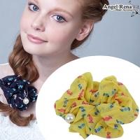 (Angel Rena)[Angel Rena] Chiffon candy pearl hair bundle (yellow bottom)