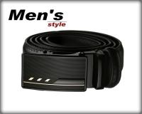 [Vivi tie family] Men's accessories // Korean style gentleman belt ~ automatic cowhide belt P192