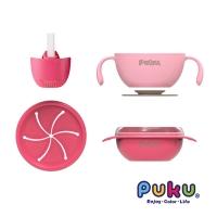 "(PUKU)""PUKU"" Fun Easy Learning Bowl_Strawberry Powder"
