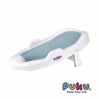 """(puku)""""PUKU"""" Folding Shower Rack-Blue"""
