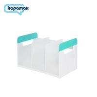 (KAPAMAX)[KAPAMAX] 31700-MT PLUS Three-tier Bookshelf Mint Blue