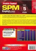 (PENERBIT ILMU BAKTI SDN BHD)PRAKTIS TOPIKAL ENGLISH(CEFR)(1119(1119/1-1119/4)FORM 5 KSSM SPM 2021