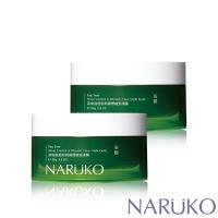NARUKO牛爾 茶樹痘痘粉刺調理晚安凍膜80g(2入)