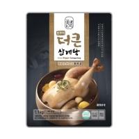 [Korea Jeonju] Dawang Ginseng Chicken Soup (1.1kg)