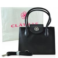 【CLATHAS】經典山茶花圖騰兩用手提包