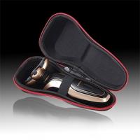 Travel essentials anti-fall and anti-vibration universal storage bag for electric razor