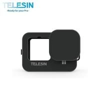 TELESIN HERO9 矽膠保護套組 (黑色)