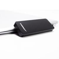 Digifast M.2 NVMe SSD Enclosure, USB3.1 GEN2 Type-C (10 Gbps), Aluminum - Black