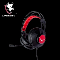 Digifast Headset Apollo Series X2, Lightweight, Noise-Canceling