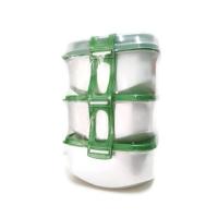 Disney 3 tier Lunch Box- Green