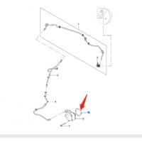 C2D3771 - VACUUM PUMP SEAL - 3.0L + 5.0L + SUPERCHARGED - JAGUAR - XK - XF - XJ - F-TYPE - XE - F-PACE
