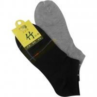 [READY STOCK] Antibacterial fiber lowcut socks STOKIN ANITBAKTERIA STOKIN UNISEX