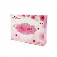 Ai-Meena Delight Drink Women Enhancer & Anti-aging Supplement   Minimum untuk Meningkatkan Payudara   女人恩物 - 丰胸塑形、抗衰老