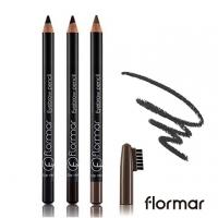 (Flormar)【France Flormar】 3D stereo color eyebrow pencil # 403 ink ink 1.14g
