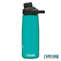 (camelbak)CamelBak CB1512303075-750ml outdoor sports water bottle lake water green