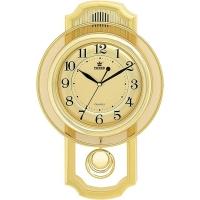 (POWER)[Overlord] elegant home living room pendulum swing decoration music wall clock