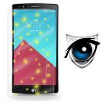 D & A LG G4 dedicated Japanese hydrophobic oleophobic anti-9H blue screen paste brightening