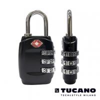 (TUCANO)TUCANO TSA 3 Code Customs Baggage Lock