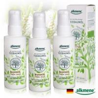 (alkmene)German alkmene tea tree essential oil net control oil Jie Yan Lu 150ml well-off three into the group