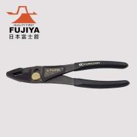 (FUJIYA)【FUJIYA】Lightweight slip joint pliers 165mm (black gold)