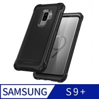 (Spigen)SGP / Spigen Galaxy S9+ Pro Guard-Pro Guard Series 360 Degree Cover Set