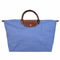 (LONGCHAMP)LONGCHAMP LE PLIAGE Short Handle Travel Bag (Large/Lavender)