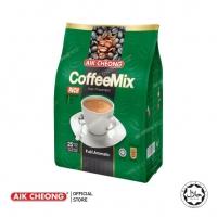 AIK CHEONG Coffee Mix 3in1 - Rich (500g/20g x 25 Sachets) [Bundle of 2]