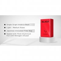 Bundle 2 of Black Drip 5's Columbia and Ethiopia Free Black Mug