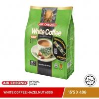 AIK CHEONG White Coffee (Original 600g + Hazelnut 600g)