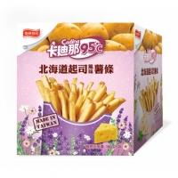 Cardinal 95℃ Hokkaido Cheese Flavor Fries (18g x 5 packs)