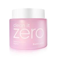 Korea Banila Co. ZERO Zero Ganjishunxie Cream 180ml classic models to increase