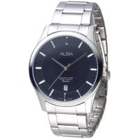 (ALBA)ALBA Constantine Fashion Men's Watch - Black (AS9C21X1)