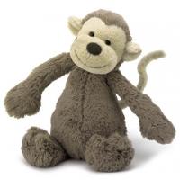 (jellycat)English JELLYCAT monkey doll to appease (31cm monkey)