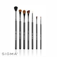 【Sigma】基礎眼部彩妝化妝刷具七件組 Basic Eyes Brush Set