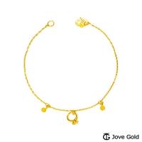 (Jove Gold)Jove Gold Marry me! Gold bracelet