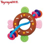 """(toyroyal)Japanese """"Roy Toyoyal"""" Classic Donut Rattle"""