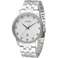 (CITIZEN)CITIZEN shining star fashion male watch - white (BI5030-51A)