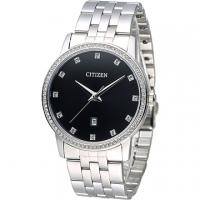 (CITIZEN)CITIZEN shining fashion male watch - black (BI5030-51E)