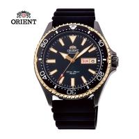 (ORIENT)ORIENT Oriental Table WATER RESISTANT Series 200m Diving Watch Tape Black RA-AA0005B - 41.8 mm