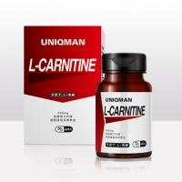 Carnitine _L- food UNIQMAN- carnitine capsules (60 / vial)