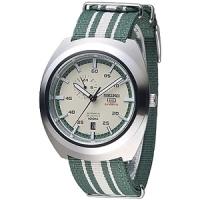 SEIKO No. 524 camouflage sporty automatic mechanical watch stone (SSA285K1) - * Green Beige