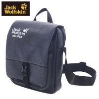 """(jack wolfskin)[Fly Wolf Jack Wolfskin] HELPER Secretary Bag """"Black"""""""