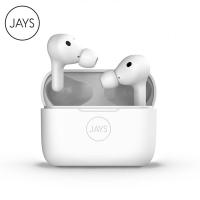 (JAYS)[JAYS] t-Seven ANC true wireless earphones white