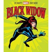 (Abrams)Black Widow: My Mighty Marvel First Book 我的第一本超級英雄:黑寡婦(厚頁書)(外文書)