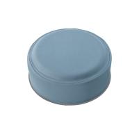 (EXGEL)Made in Japan EXGEL YUKA PUNI Padded Round Cushion (Sky Blue)