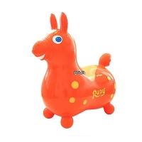 """(RODY)""""Italian RODY"""" Jumping Pony (Orange)"""