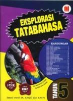 (PUSTAKA VISION)EKSPLORASI TATABAHASA TAHUN 5 2021