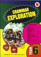 (PUSTAKA VISION)GRAMMAR EXPLORATION YEAR 6 2021
