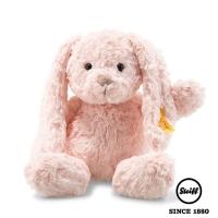 STEIFF德國金耳釦泰迪熊 粉紅兔 Tilda Rabbit 30cm (動物王國)