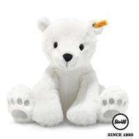 STEIFF德國金耳釦泰迪熊 Lasse Polar Bear 北極熊35cm (動物王國)